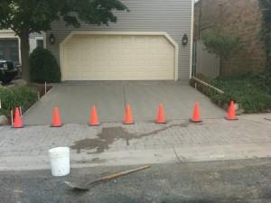 concrete-driveway-waterford-mi