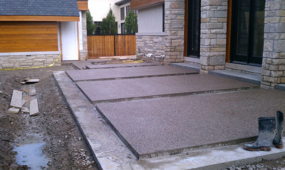 Merveilleux Cost Of Aggregate Patio