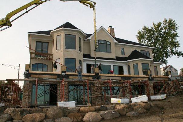 Suspended Concrete Decks Oakland Mi