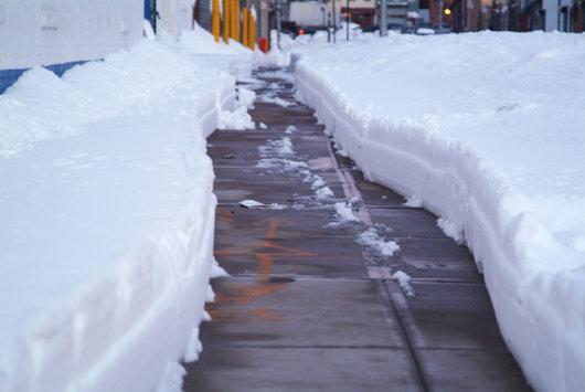 winter concrete
