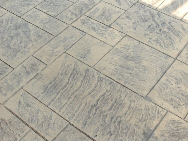 stamped concrete driveway rochester hills