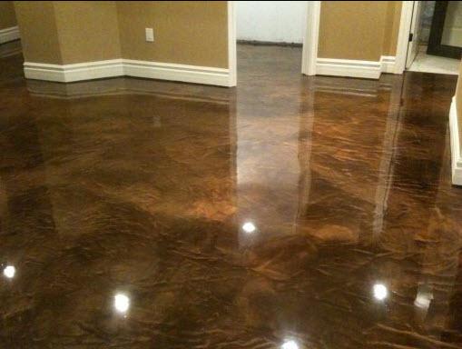 Reflector Epoxy Floors Michigan