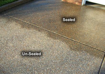 Oakland County Concrete Sealing Mazza Michigan