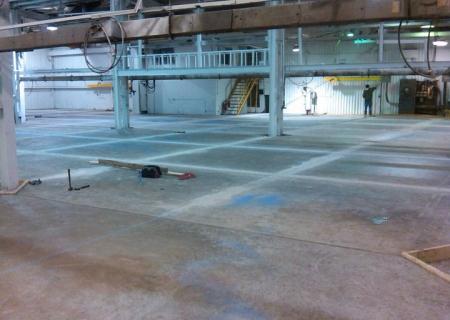 Commercial - Industrial Concrete MI