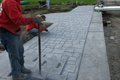 Stamped Concrete Michigan