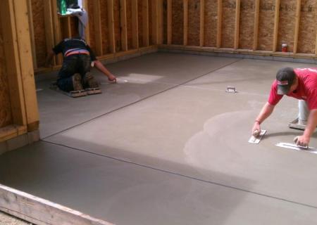 Standard Concrete Flooring MI