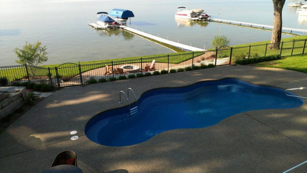 Clarkston MI Custom Pool Builders