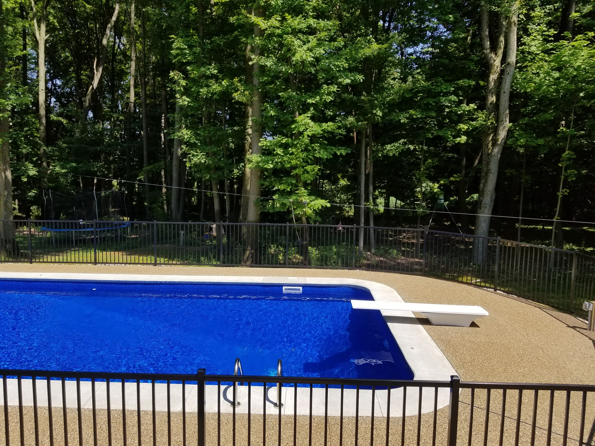 Clarkston MI Pool Builder