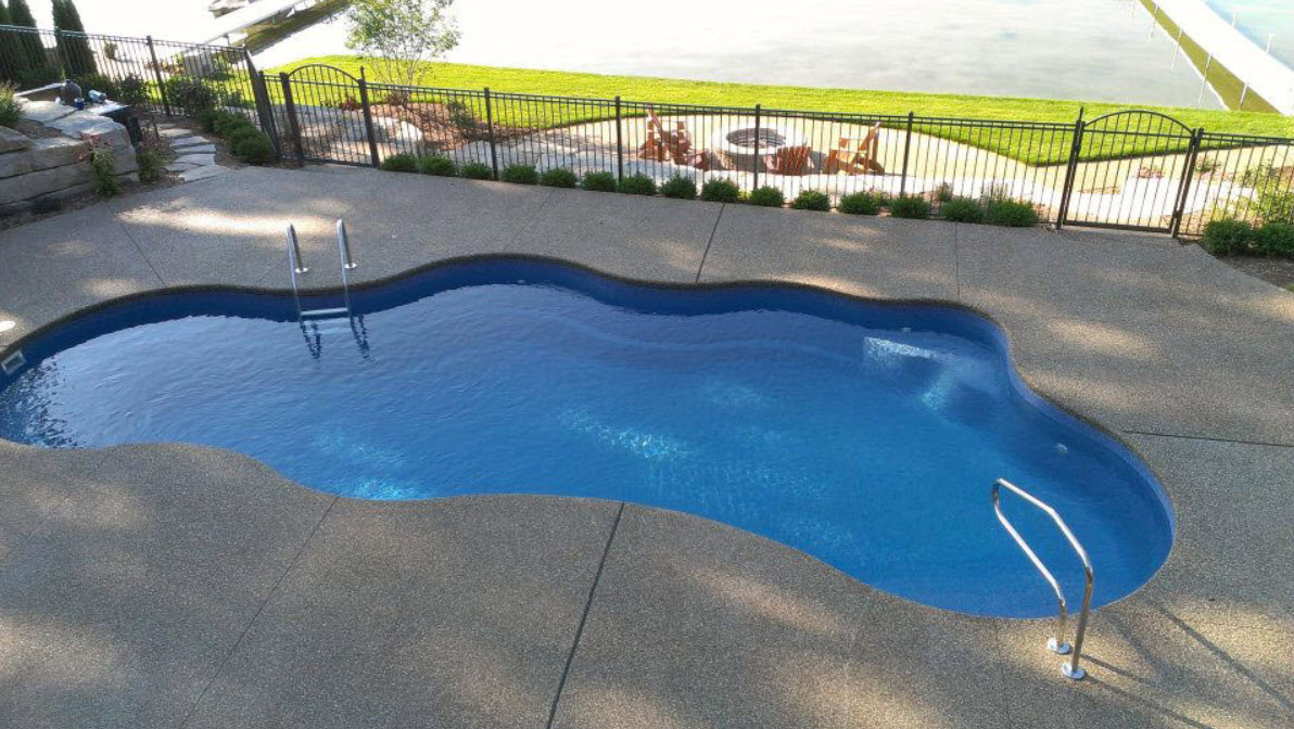 Clarkston MI Swimming Pool Builder